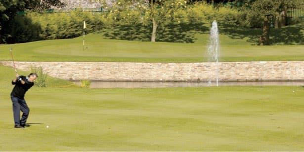 ormeau golf course